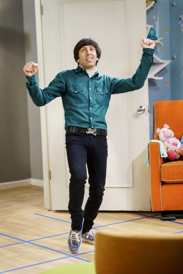 Skippy - The Big Bang Theory Season 10 Episode 13