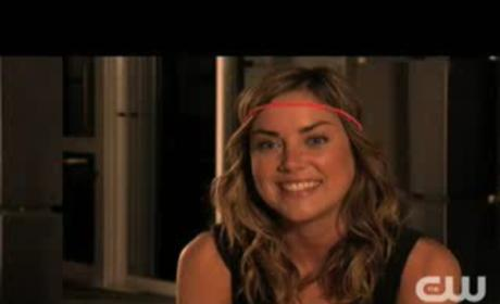Jessica Stroup Interview