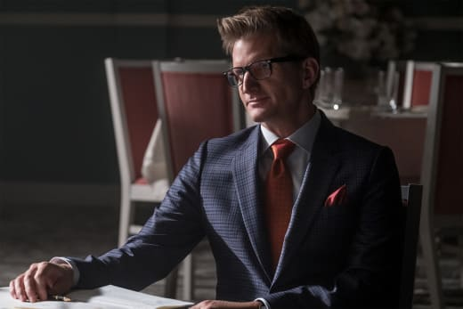 Paul Sparks as Howard