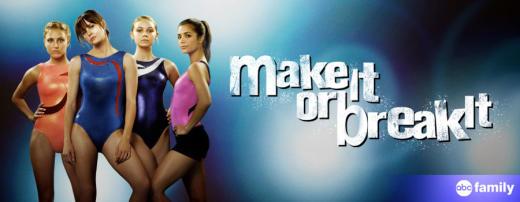 Make It or Break It Logo