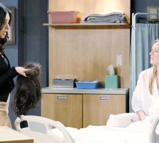 (TALL) Gabi Gloats - Days of Our Lives