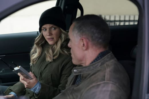 Upton's a Ride or Die - Chicago PD Season 5 Episode 10