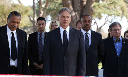 NCIS Season Finale Pics: Honoring Thy Father