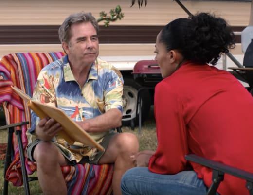 Bow Visits Her Dad - black-ish Season 3 Episode 8