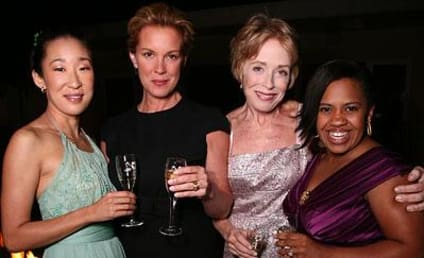 Sandra Oh Hosts Pre-Emmy Celebration