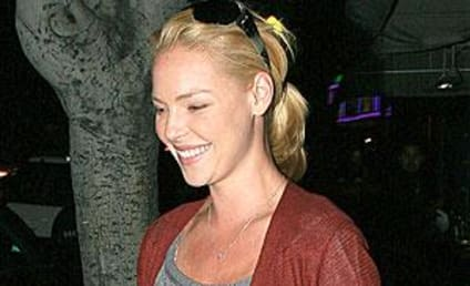 Katherine Heigl Foots the Bill