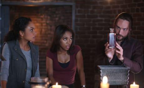 Deadly Poison - Sleepy Hollow Season 2 Episode 6