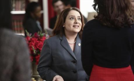 Meeting Mellie Grant - Scandal Season 4 Episode 14