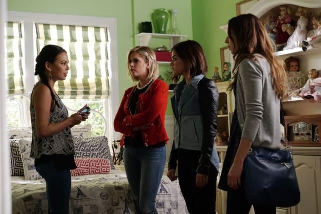 What Now? - Pretty Little Liars Season 6 Episode 7