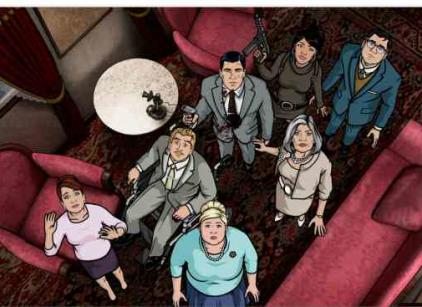 Watch Archer Season 3 Episode 6 Online