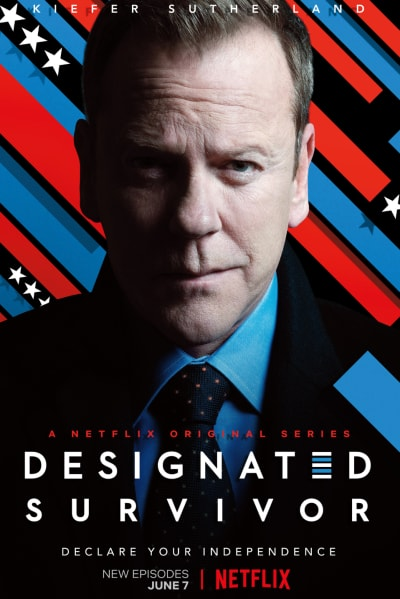 Designated Survivor Season 3 Key Art