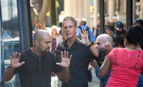 Human Shields - NCIS: New Orleans Season 4 Episode 20