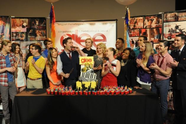 Glee 100th Episode Celebration