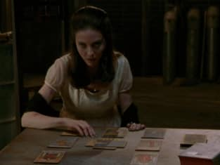 Tarot Reading - Buffy the Vampire Slayer