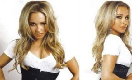 Hayden Panettiere Strikes Sexy Poses for FHM