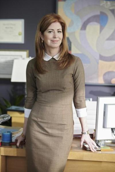 Dana Delany as Megan Hunt