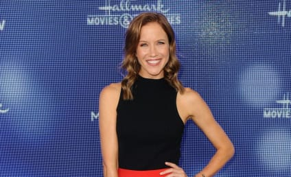 Jessy Schram Talks Hallmark's Amazing Winter Romance and Her Upcoming Role on Chicago Med