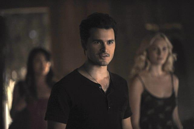 Enzo on Season 6 - The Vampire Diaries