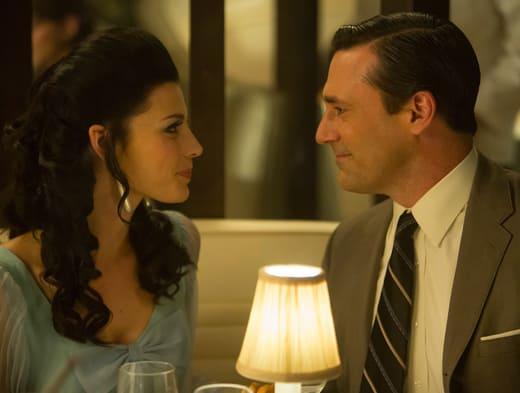 Megan and Don