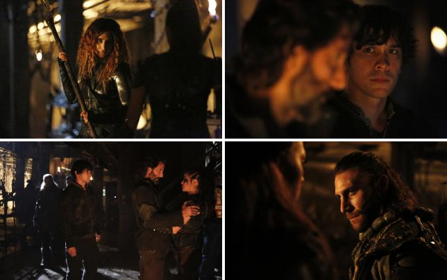 Luna the 100 season 4 episode 10