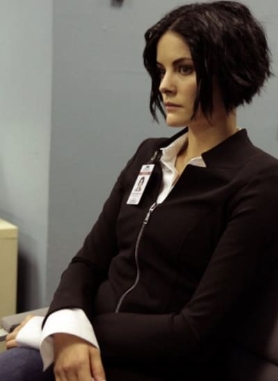 Jane Is Not Impressed - Blindspot