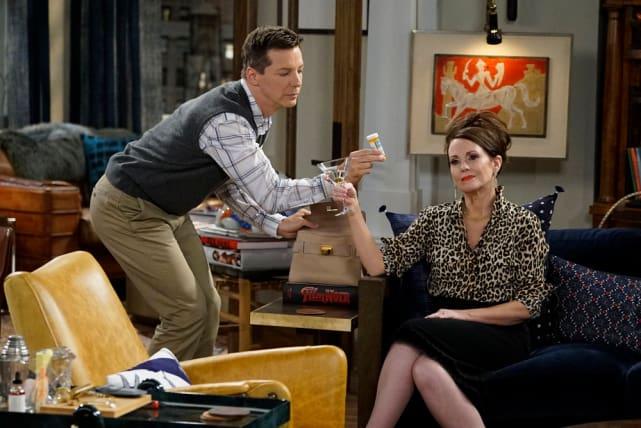 What's Karen Taking? - Will & Grace Season 9 Episode 1