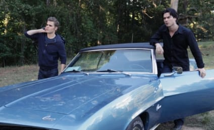 The CW Schedules Vampire Diaries Marathon