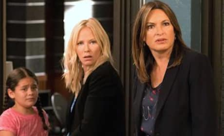 Decades-old Secrets - Law & Order: SVU