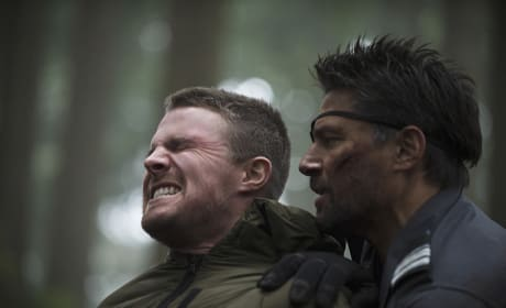 That's Too Rough! - Arrow Season 3 Episode 14