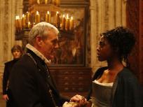 Lord Capulet and Rosaline - Still Star-Crossed Season 1 Episode 1