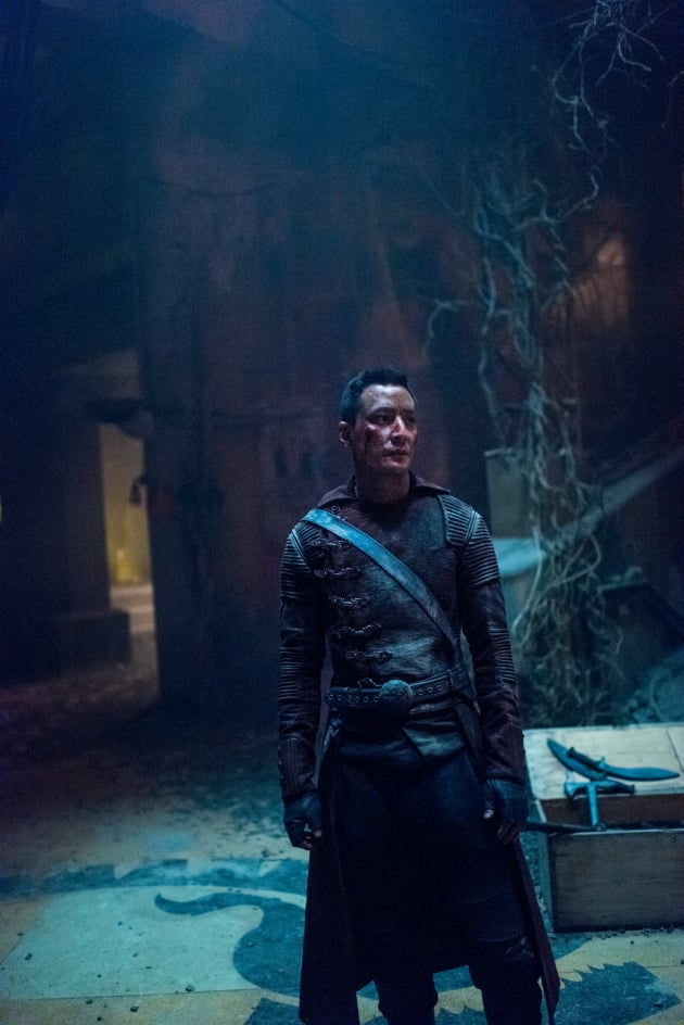 Sunny Goes to War - Into the Badlands Season 2 Episode 10