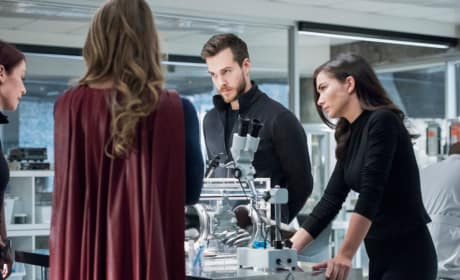 The Truth - Supergirl Season 3 Episode 16