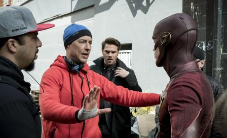 A Few Notes - The Flash Season 3 Episode 19