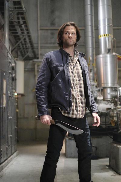 Sam Winchester, Vampire Hunter - Supernatural Season 12 Episode 14