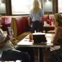 Caroline and 'Ric - The Vampire Diaries Season 6 Episode 1