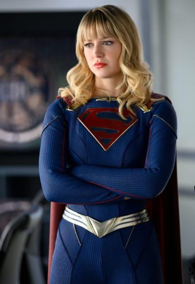 Kara Danvers - Supergirl Season 5 Episode 10