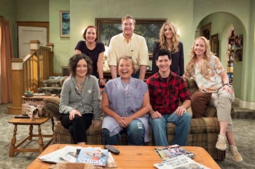 Roseanne Season 10 Cast