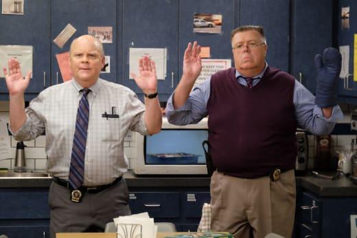 Not the Garlic Bread - Brooklyn Nine-Nine Season 6 Episode 14