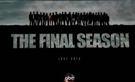 Lost Season Six Poster