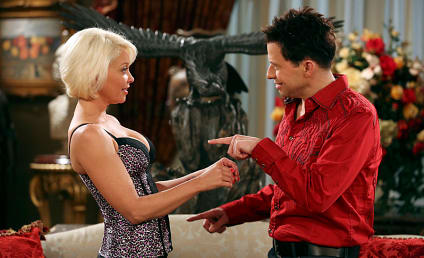 Two and a Half Men Review: A Man of No Integrity