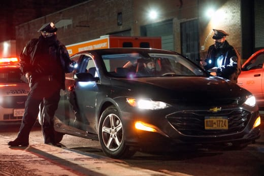 Traffic Stop  - For Life Season 2 Episode 9