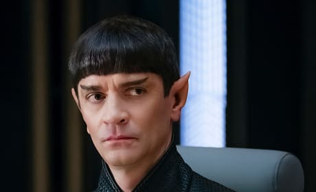 Sarek - Star Trek: Discovery Season 1 Episode 14