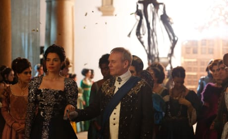 Lord and Lady Capulet Arrive  - Still Star-Crossed Season 1 Episode 1