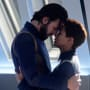 Tyler and Michael - Star Trek: Discovery