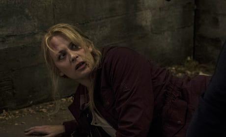 Knocked to the ground - Supernatural Season 12 Episode 2