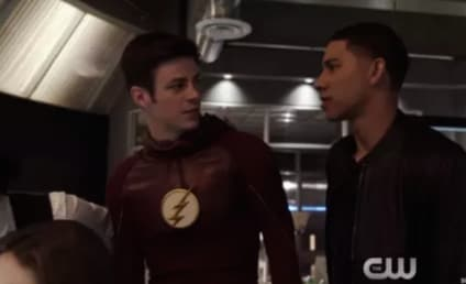 "The Flash Season 3 Promo: ""Gary"" Kidnaps Caitlin, Keeps Team Together!"