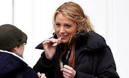 Gossip Girl Cast Stays Lively in Manhattan