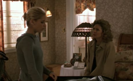 Sending Joyce Away - Buffy the Vampire Slayer Season 3 Episode 21