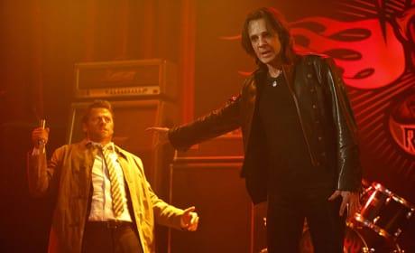 Hold up, Castiel - Supernatural Season 12 Episode 7