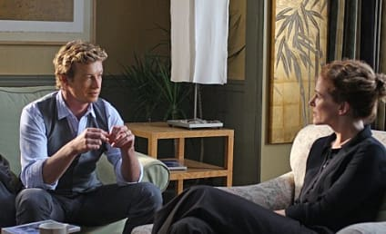 Leslie Hope to Reprise Role on The Mentalist